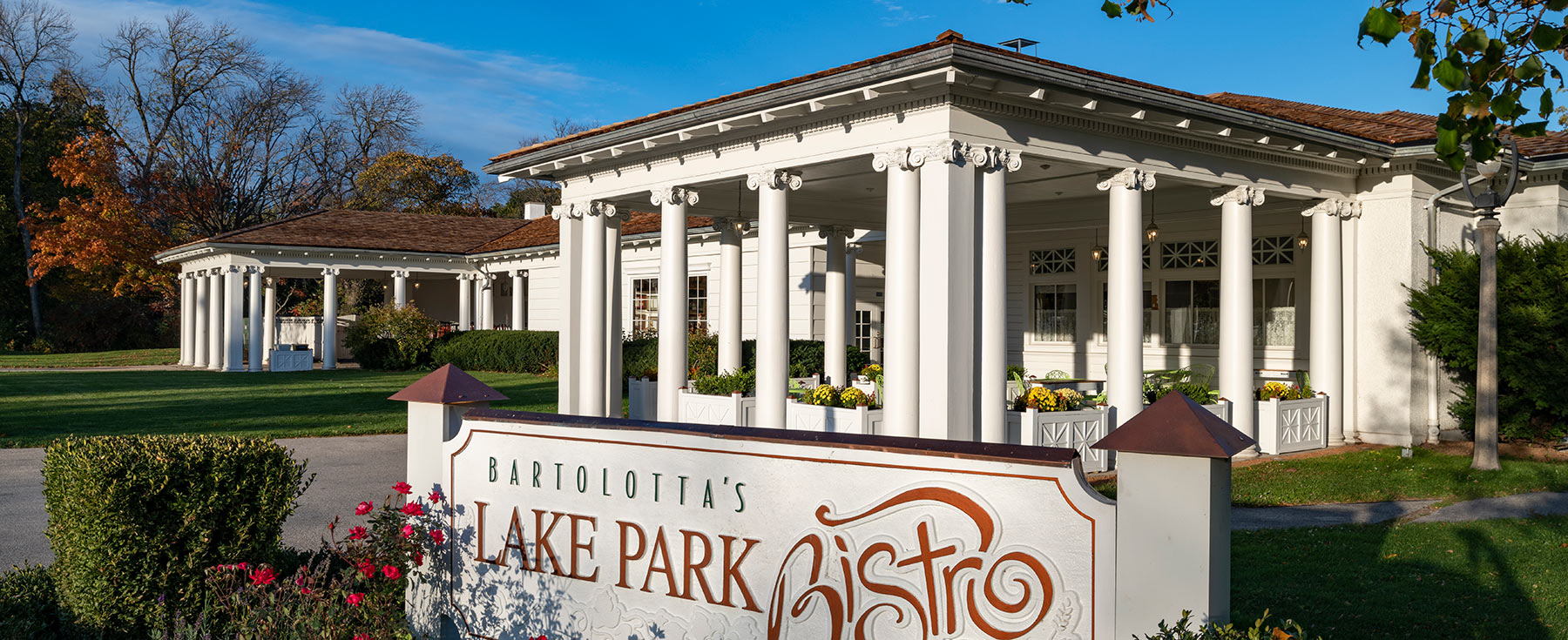 Join us at Lake Park Bistro!