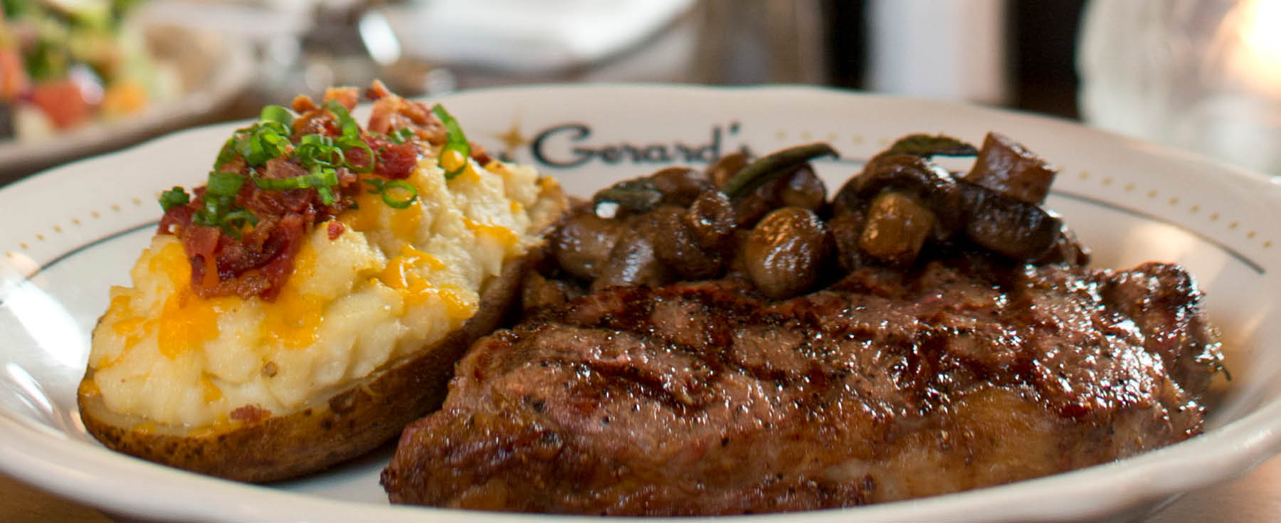 Celebrate Steak at Joey Gerard's